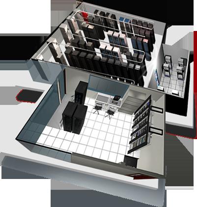 Центр обработки данных или дата центр